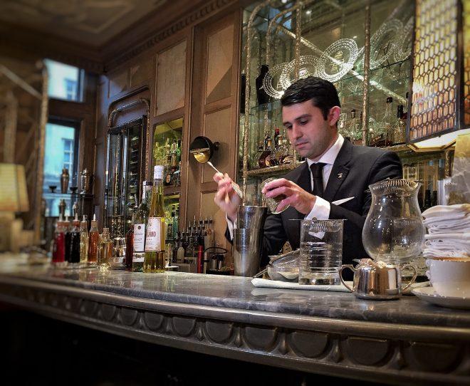 Giorgio Bargiani: The Connaught Bar (London) – Le Cocktail Connoisseur